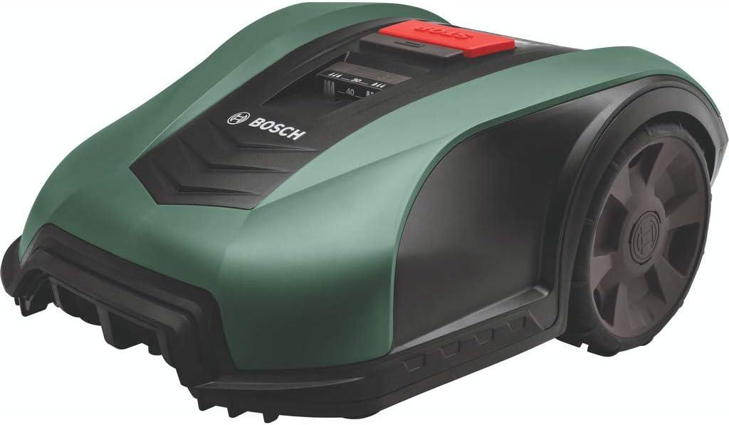 Bosch Lawn and Garden Indego M 700 Robot cortacésped ancho de corte 19cm, Verde, 700 m2