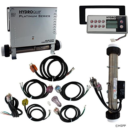 Ht2 Spa - Hydro Quip Control, H-Q PS9704HS30 P1/2/3, B, O, L, C, Aux, 4.0kw, HT2-10