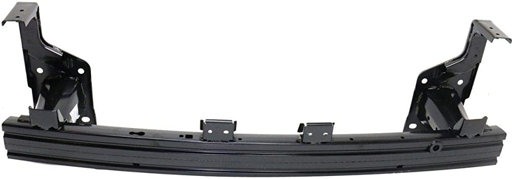 Rear Bumper Reinforcement For 2010-12 Ford Fusion Lincoln MKZ Steel Primed