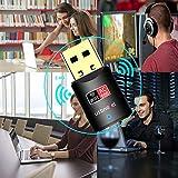 USB WiFi Adapter- 600Mbps USB Wireless Network WiFi