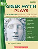 Greek Myth Plays%3A 10 Readers Theater S...