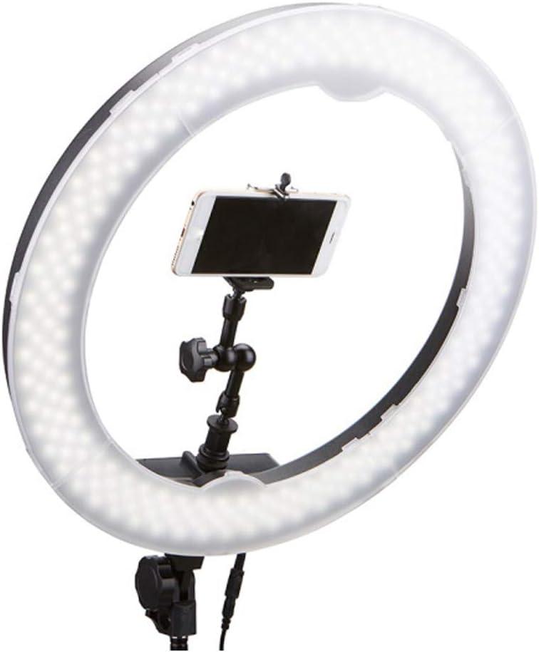 Smartphone JION Ring Light Kit 48cm External 55w 5500k Dimmable Led Ring Light YouTube Light Stand Self Portrait