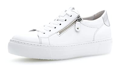 Gabor 23.314 Damen Sneaker,Low Top Sneaker, Frauen,Business Sneaker,Halbschuh,Schnürschuh,Strassenschuh,sportlich,Freizeitschuh,Best