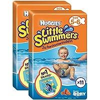 Huggies Little Swimmers - Pañales para nadar, talla
