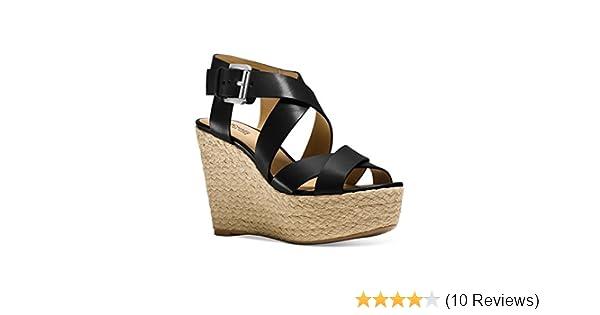 015d569fd2 Amazon.com | MICHAEL Michael Kors Women's Celia Wedge Sandals | Platforms &  Wedges