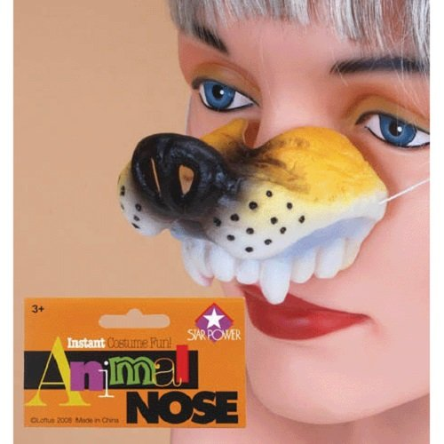 Wolf Nose With Elastic (Loftus CE-0015 Wolf Nose)