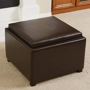 Best Selling Wellington Tray Top Ottoman