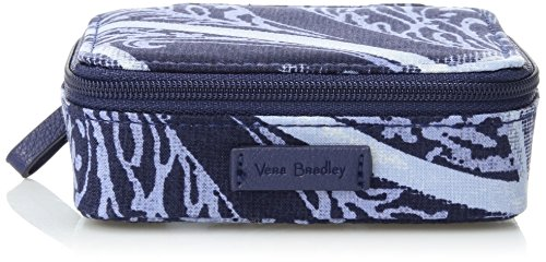 - Vera Bradley Iconic Travel Pill Case, Signature Cotton, Indio,One size