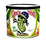 Dee's Nuts Dill Pickle Flavored Gourmet Peanuts (10 oz) For Sale