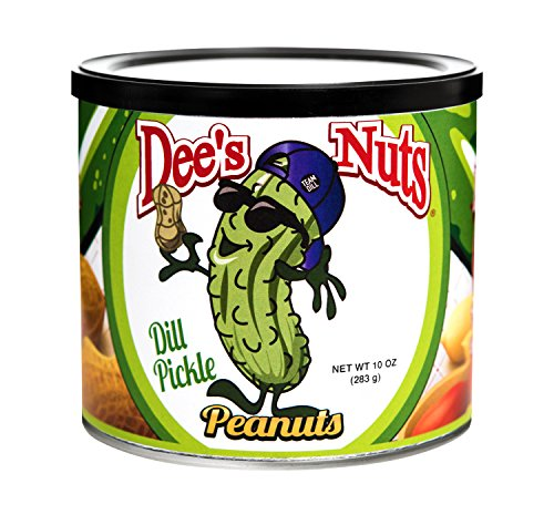 Dee's Nuts Dill Pickle Flavored Gourmet Peanuts (10 oz) ()