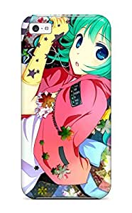 TYH - New Iphone 5c Case Cover Casing(vocaloid) ending phone case