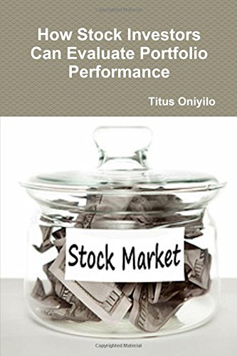 How Stock Investors Can Evaluate Portfolio Performance pdf
