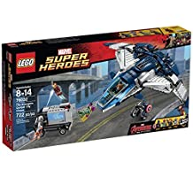 LEGO Superheroes The Quinjet City Chase - 76032