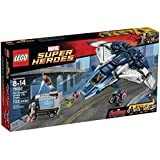LEGO Superheroes The Quinjet City Chase
