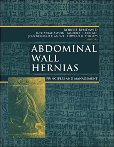 Book Abdominal Wall Hernias: Principles and Management