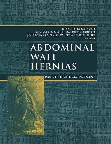Abdominal Wall Hernias: Principles and