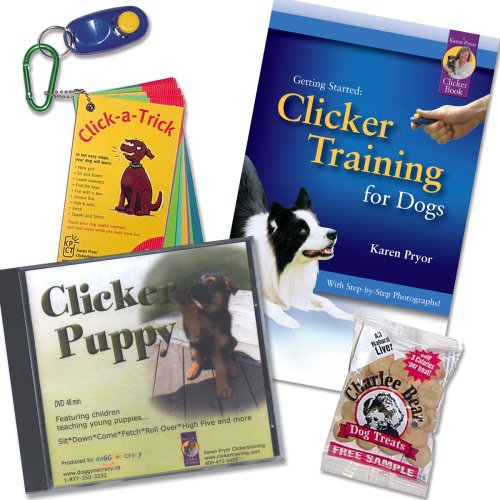 Karen Pryor, Getting Started: Clicker Training Kit for Puppys by KPCT