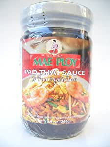 Mae Ploy Pad Thai Sauce, 9 Ounce (Pack of 36)