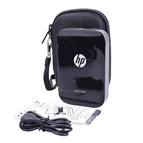 Hard Case for HP Sprocket Photo Printer fits Zink Sticker Photo Paper -Aenllosi