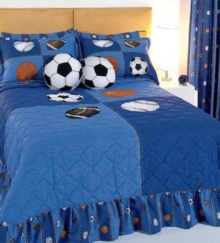 Top Seller 'Pelotas' Kids Bedding Collection Bedspread Set (Twin)