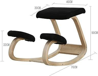 Estante Silla correctora de postura for arrodillarse, silla ...