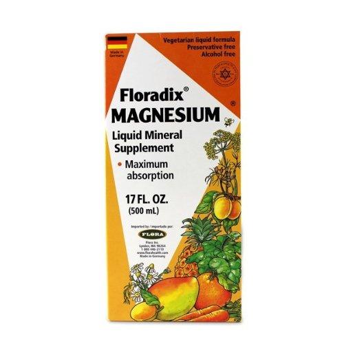 Salus-Haus - Floradix Magnesium Liquid - 17 - Ounce 17 Liquid