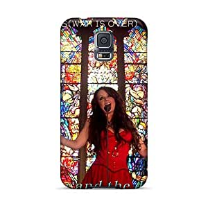 Samsung Galaxy S5 NKM16551JfiZ Provide Private Custom Nice Red Hot Chili Peppers Skin High Quality Hard Cell-phone Cases -SherriFakhry