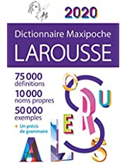 Dictionnaire Maxipoche Larousse 2020