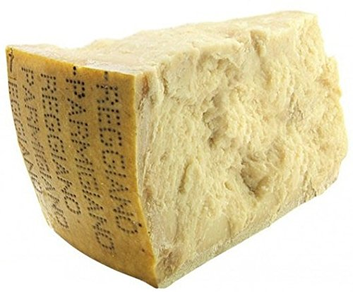 Two Year Aged Parmigiano Reggiano (24-28 Months) - 2 Pounds by Mondo Market