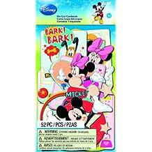 EK Success Brands Disney Die-Cut Cardstock, Mickey Family