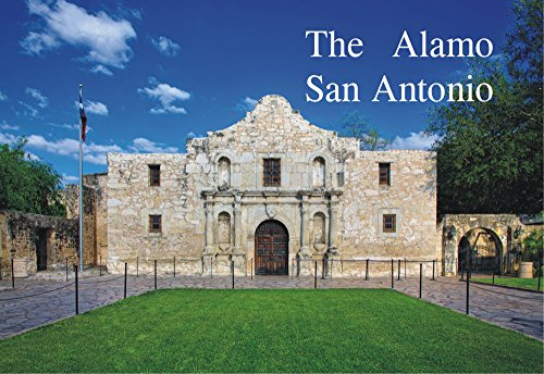 The Alamo Mission in San Antonio, Texas, Battle, TX, Souvenir Magnet 2 x 3 Photo Fridge - Alamo The Texas Antonio Of San In Pictures