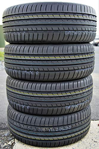 Set of 4 (FOUR) Cosmo MuchoMacho Ultra-High Performance All-Season Radial Tires-235/50ZR18 101Y XL (18 In Tires)