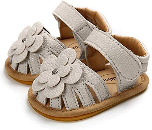 Baby Girl Sandals Summer Crib Shoes