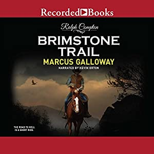 Brimstone Trail Audiobook