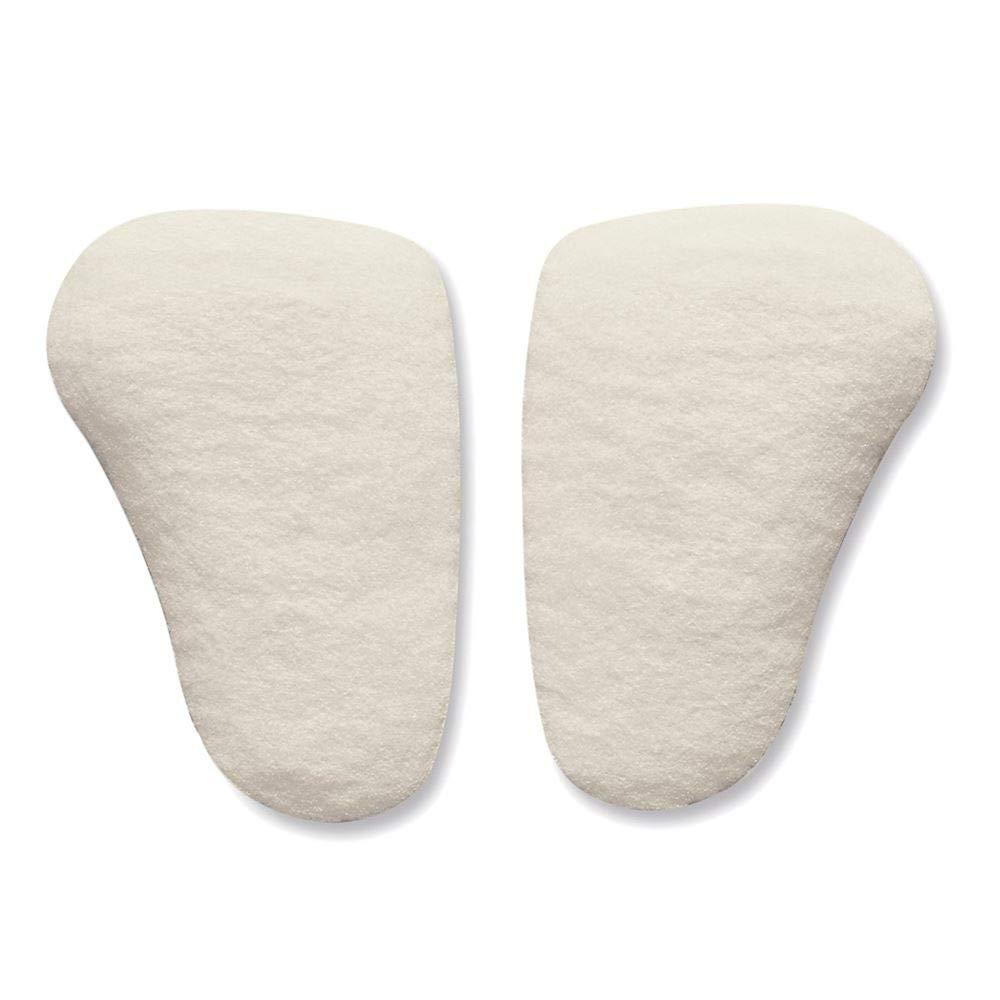 HAPAD Longitudinal Metatarsal Arch Pads, Extra Large, pack of 3 pairs