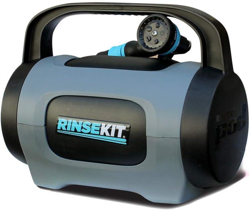 RINSE KIT(リンスキット)『pod 加圧式簡易シャワー』