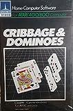 Cribbage and Dominoes - Atari 400/800 (NTSC)