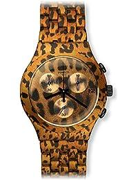 Orhanda Men's Watch - Gold & Black