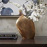 Madison Park Renton Vase Antique Gold See Below