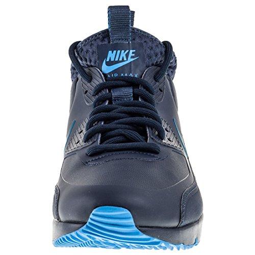90 Alte Tecnico Ultra Multicolore Sneakers Uomo Nike Winter Air Tessuto Mid Max Blu qvwtpFg