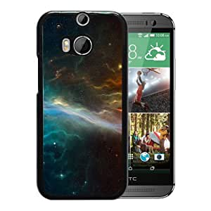 Unique Designed Cover Case For HTC ONE M8 With Ai Space War Dark Star Illust Phone Case