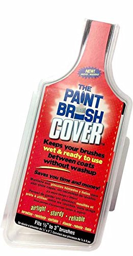 (The ANGLED Paint Brush Cover - 3 pack)