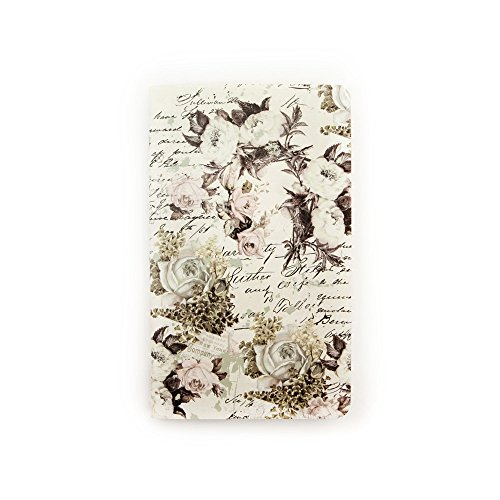 Prima Marketing Notebook Inserts Personal Size - Floral & ()