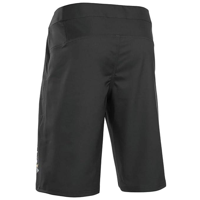 Ion Litio Scrub Amp Bicicleta Short Pantal/ón Corto Negro 2019