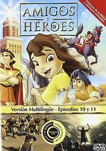 Amigos y héroes (Vol. 5, Ep. 10 & 11) [DVD]