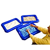 Small Inflatable Sensory Trays - Set of 3