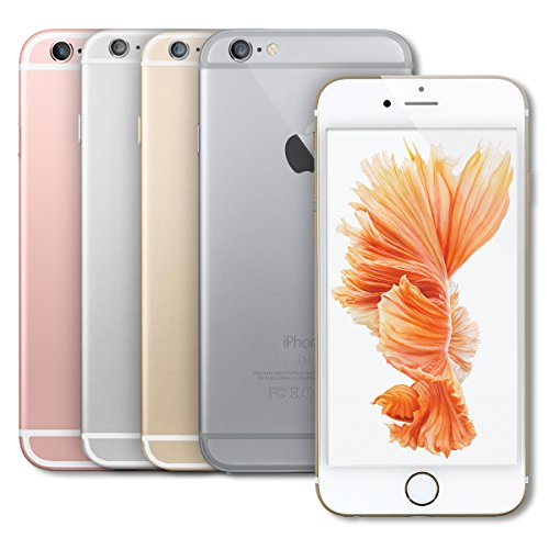 Cheap Unlocked Cell Phones Apple iPhone 6S 64GB GSM Unlocked, Rose Gold (Certified Refurbished)