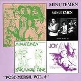 Post Mersh Vol. 3: The Politics Of / Tour Spiel / Paranoid Time / Joy