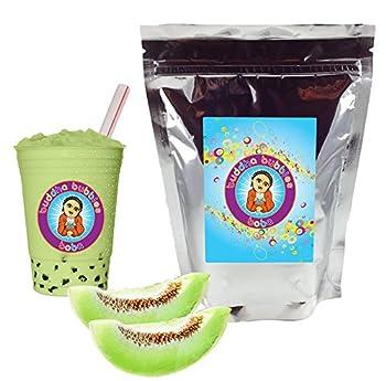 Honeydew Boba / Bubble Tea By Buddha Bubbles Boba 10 Ounces (283 Grams)