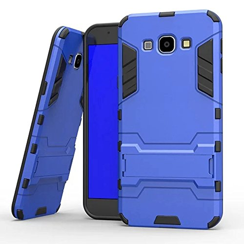 Slim Armor Case for Samsung Galaxy A8 (Blue) - 5